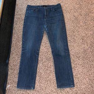 Old School Levi Skinny Jeans